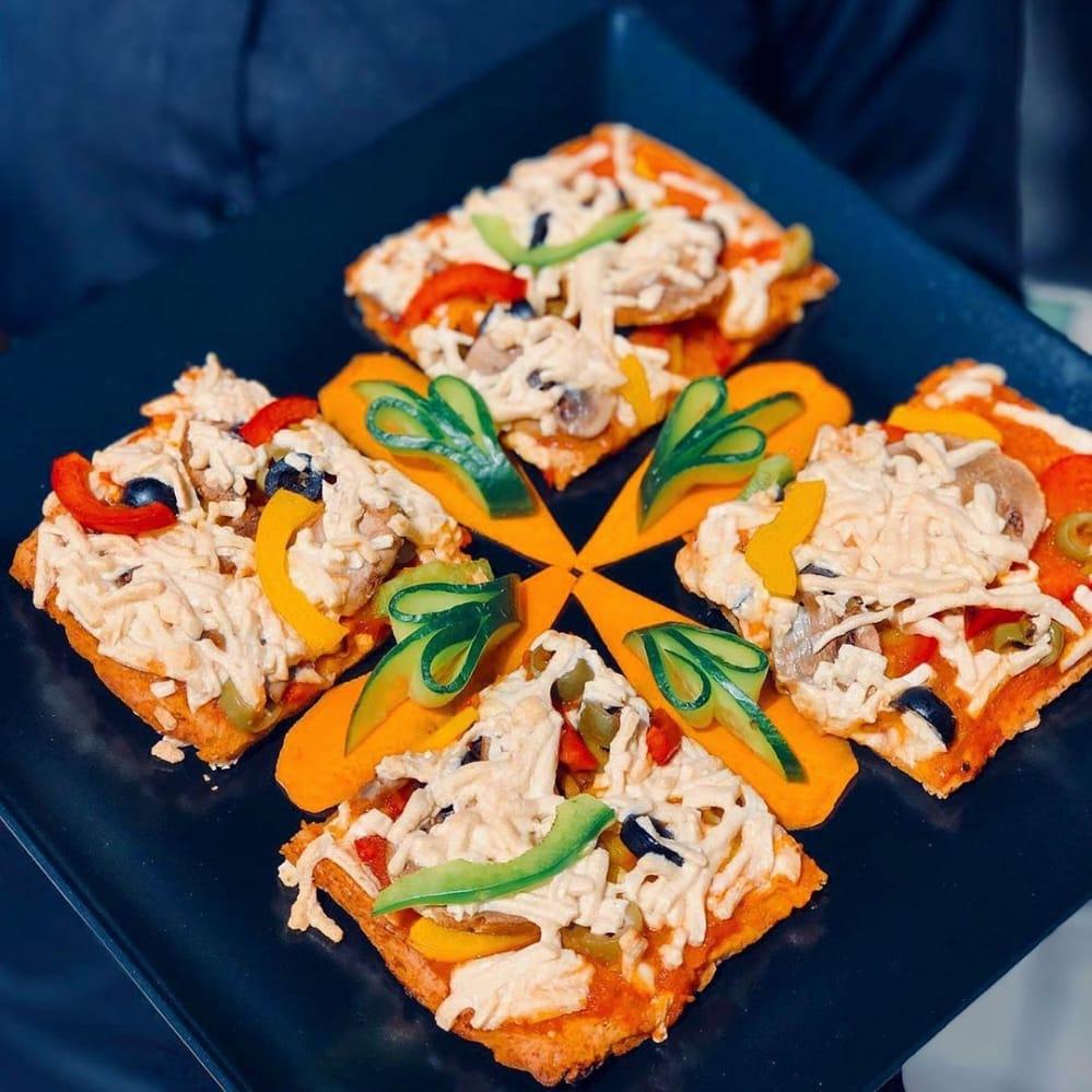 Pizza gluten-free